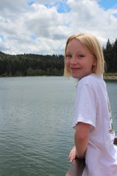 Emma at Payson Lakes