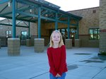 Emma's First Day in 1st Grade